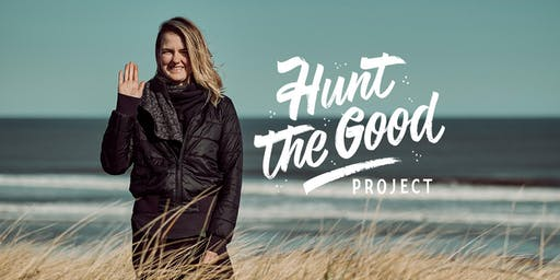 Rewiring the brain for Good:  An afternoon with Hunt The Good Project