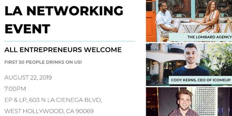 LA Networking Event tickets