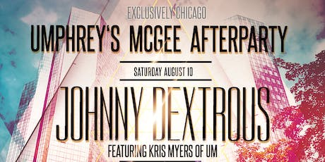 Umphrey's After Party w/ Johnny Dextrous feat. Kris Myers - Striz and more! tickets
