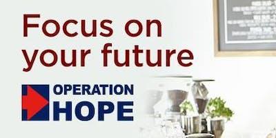 Operation Hope Entrepreneurship Training Workshop with Robin R. Haynes