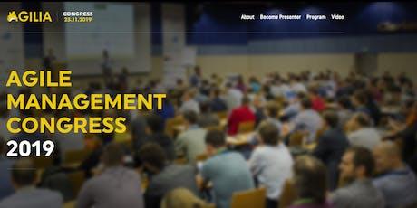 Agile Management Congress tickets