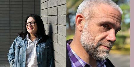 Poetry Reading with Diana Marie Delgado and Justin Petropoulos  tickets