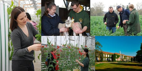 Food, Farming and Horticulture Careers Fair - Exhibitor tickets tickets