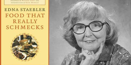 Schmecks Appeal, the Culinary Legacy of Edna Staebler, with Rose Murray tickets