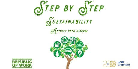 Step by Step Sustainability tickets