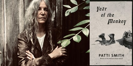 Patti Smith presents Year of the Monkey