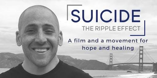 Film: Suicide The Ripple Effect & Community Wellness Resource Fair