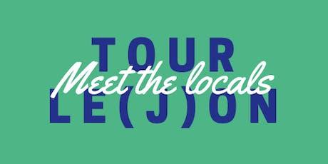 Tour LE(J)ON tickets