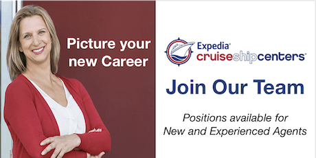 Picture a new Career as Travel Agent Career with ExpediaCruiseShipCenters - Broadmoor tickets