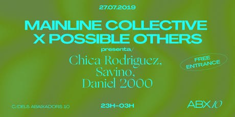 Mainline Collective + Possible Others entradas