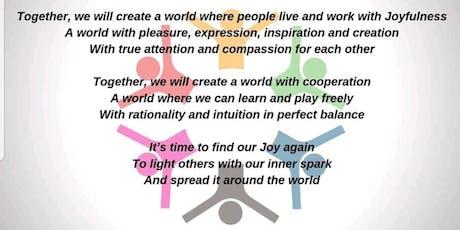 Joyfulness, de stap voorbij Mindfulness tickets