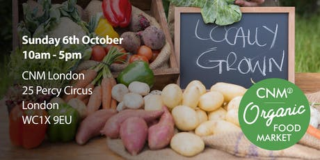 CNM London - Organic Food Market tickets
