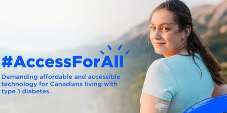 Technology and Diabetes: Access for All Etobicoke tickets