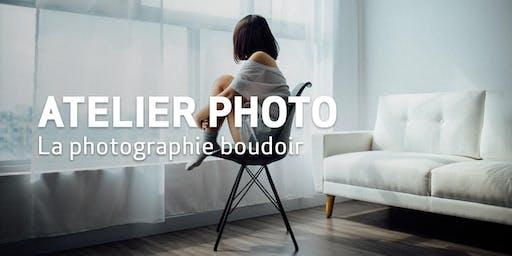 Atelier Photo // La photographie boudoir avec O'Kane