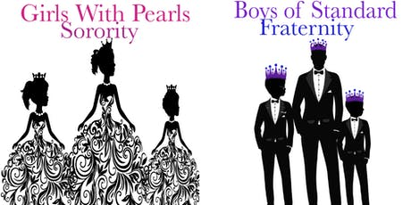 Girls With Pearls Sorority/Boys Of Standard Fraternity Club Meeting tickets
