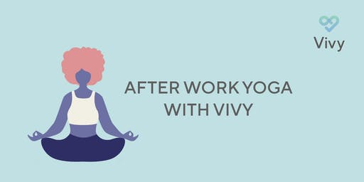 After work yoga with Vivy - empowering a healthier you