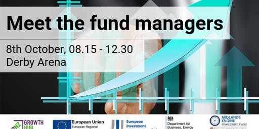 Meet the Fund Managers - Midlands Engine Investment Fund D2N2 Briefing Event