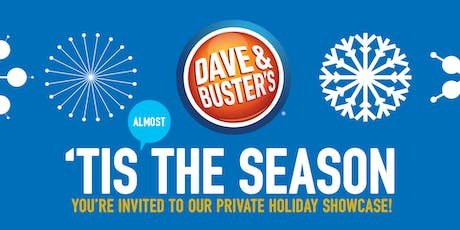 2019 Dave & Buster's Nashville, TN 042 - Holiday Showcase tickets