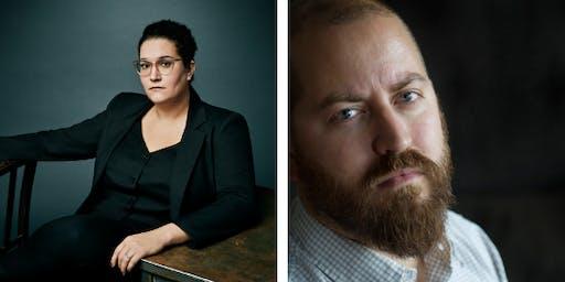 Writers in Camden: Carmen Maria Machado and Jess Row