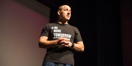 FREE!! Kevin Hines #Be Here Tomorrow : Warsaw Community Schools tickets