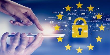 EU-Datenschutz-Grundverordnung (DSGVO) Workshop Tickets
