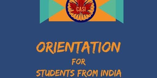 Fall Orientation '19