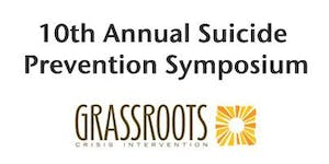 10TH Annual Suicide Prevention Symposium