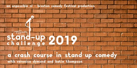 Unpossible NL Presents a Crash Course in Stand-Up Comedy (2019) tickets