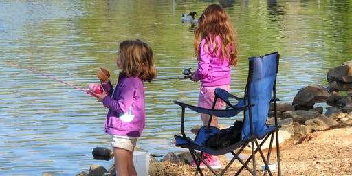 Fall 2019 Kids Fishing Tournament at Lake Julian