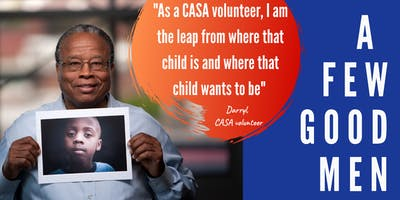 Men's Recruitment Night: Becoming a CASA Information Session