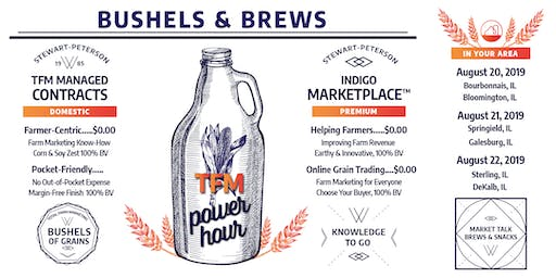 Bushels & Brews: A TFM Power Hour - Bourbonnais