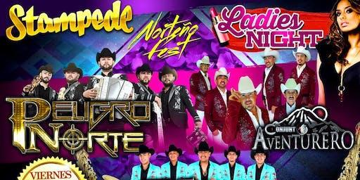 Norteño Fest ! Ladies Night Damas Gratis