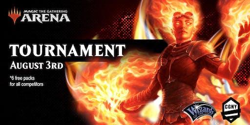 NYC Magic: Arena Tournament! (Free Packs + Food)