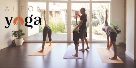 Yoga Vinyasa Raya entradas