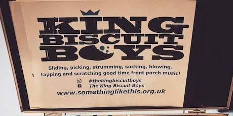 Saturday Night In The Bailiff With The King Biscuit Boys tickets