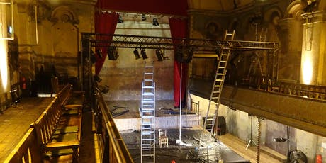 Wilton's Music Hall Tour tickets