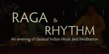 Raga & Rhythm | An intimate evening of classical Indian music & meditation tickets