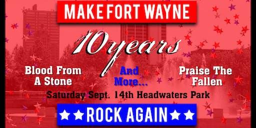 Make Fort Wayne Rock Again