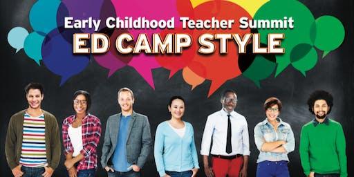 PBS EdCamp: Early Childhood Teacher Summit