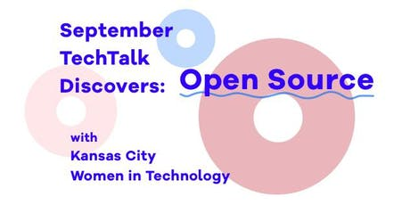 KCWiT TechTalk Discovers: Open Source Contribution tickets