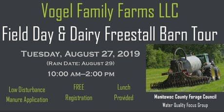 Field Day & Dairy Freestall Barn Tour tickets