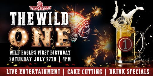 Wild Eagle Steak and Saloon turns The Wild One!