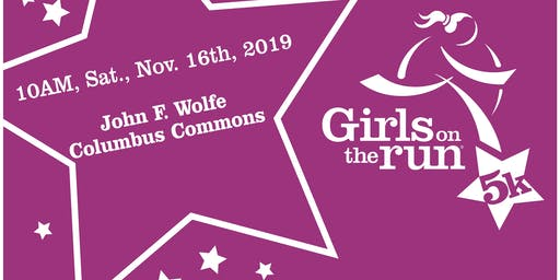 Girls on the Run of Central Ohio Fall 2019 5K