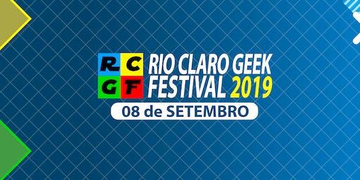 Rio Claro Geek Festival 2019