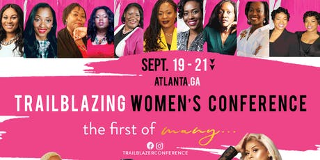The Trailblazer Conference: First of Many tickets