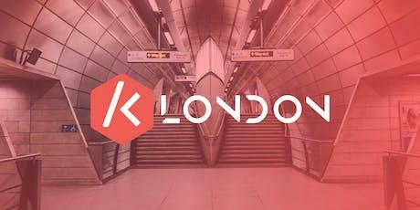 Kingdom Code London: Drink tickets