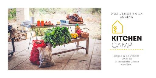 Kitchen Camp en La Ranchería de Santa Catalina - Sábado 12 de Octubre