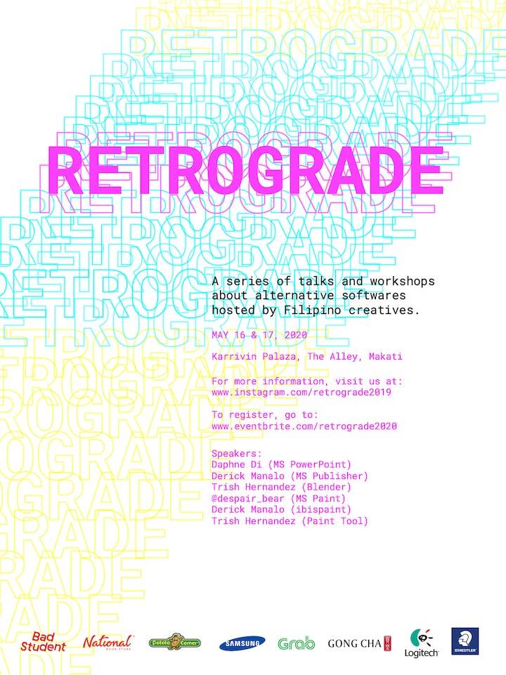 Retrograde Tickets, Sat, May 16, 2020 at 8:00 AM   Eventbrite