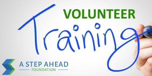 Outreach Volunteer Orientation