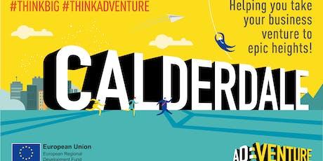 Adventure Business Workshop in Halifax - Networking Skills tickets